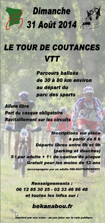 TOUR DE COUTANCES 2014 Tc2014