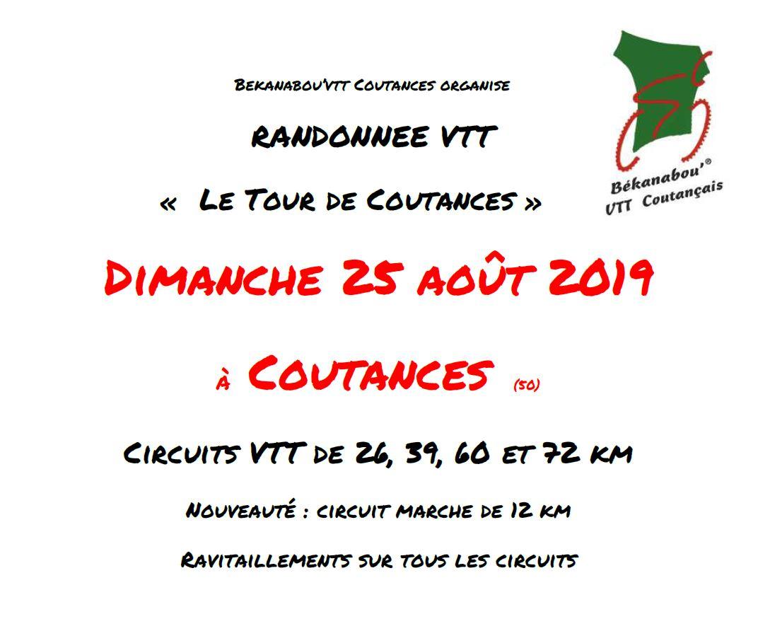 Tour de Coutances 2019